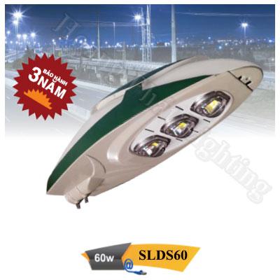 Đèn đường Led 60W SLDS60 Duhal