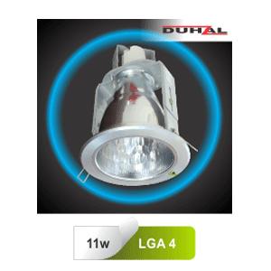 Đèn downlight âm trần Duhal LGA 4