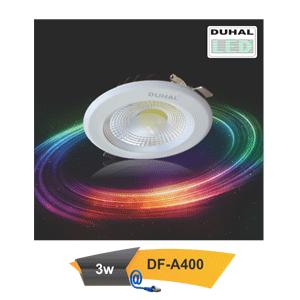 Đèn Led dowlight Duhal DF-A-400 3W