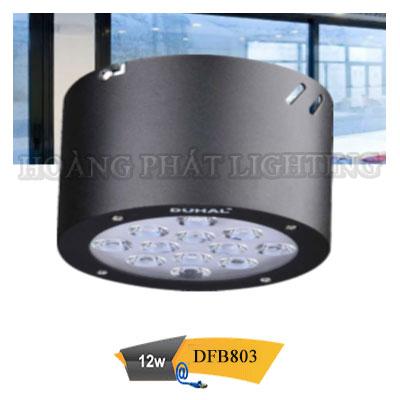 Đèn Led gắn nổi 12W DFB803 Duhal