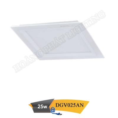 Đèn Led Panel Module âm 25W DGV025AN Duhal
