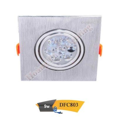 Đèn led âm trần chiếu điểm DFC803 Duhal