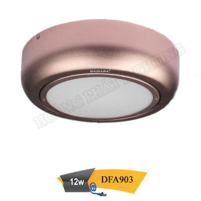 Đèn ốp trần gắn nổi 12W DFA903 Duhal