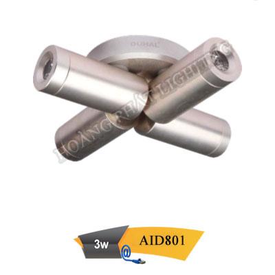 Đèn Led gắn tường 3W AID801 Duhal