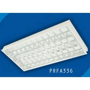 Bộ máng đèn huỳnh quang âm trần Paragon PRFA336 1m2