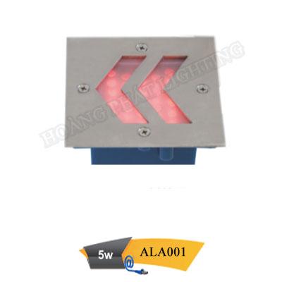 Đèn led âm tường 5W ALA001 Duhal
