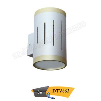 Đèn led gắn tường 6W DTV863 Duhal