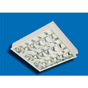 Bộ máng đèn huỳnh quang âm trần Paragon PRFA436 4 bóng