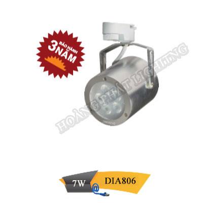 Đèn led thanh ray 7W DIA806 Duhal