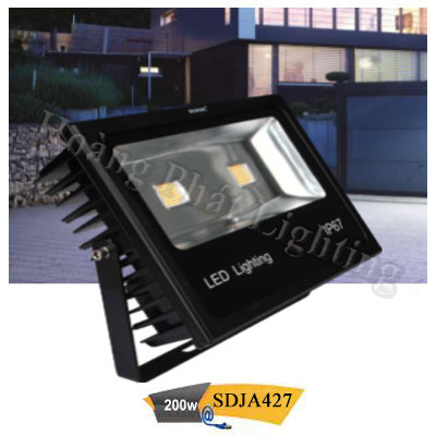 Đèn pha Led 200W SDJA427 Duhal