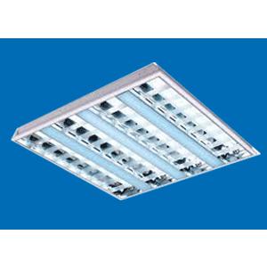 Bộ máng đèn âm trần Paragon PRFJ418 4 bóng 0m6
