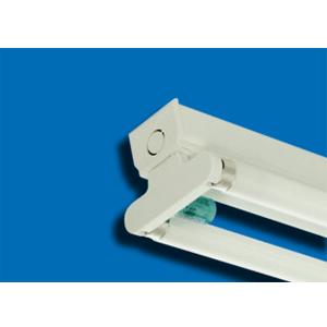 Máng đèn công nghiệp Paragon PIFB218 - Máng huỳnh quang T8 lục giác