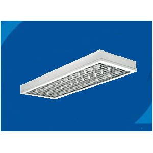 Máng đèn huỳnh quang âm trần Paragon PRFJ336 - Máng 3 bóng 36W