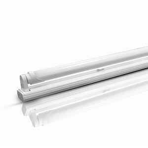 Bộ máng đèn Led tuýp 1m2 đầu xoay M9/18Wx2 T8 S Rạng Đông