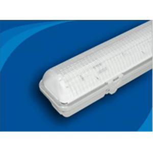 Máng đèn huỳnh quang chống thấm Paragon PIFH236 - Máng 1m2 2 bóng