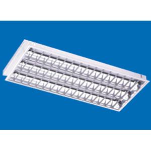 Bộ máng đèn huỳnh quang 1m2 Paragon PRFB336 3x36W
