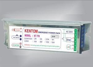 Bộ nguồn chuyển đổi khẩn cấp KT-770 KENTOM