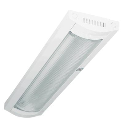 Bộ máng đèn lắp nổi 2x10W/10L PCFA218 Paragon