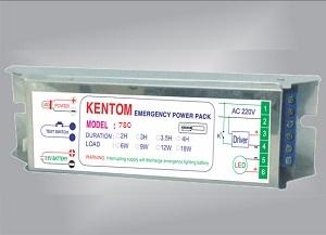 Bộ nguồn chuyển đổi khẩn cấp KT-780 Kentom