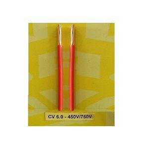 Dây cáp điện Cadivi CV6 450/750V Cu/PVC