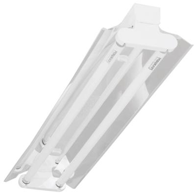 Máng đèn vòm phản quang 2x14W PIFM214 Paragon