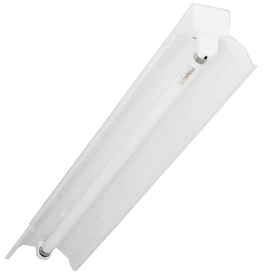 Máng đèn vòm phản quang 2x14W PIFP214 Paragon