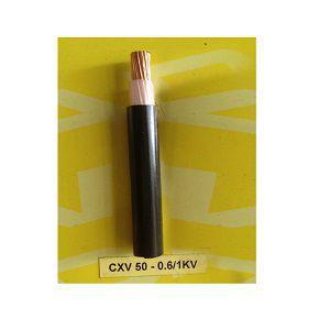 Dây cáp điện Cadivi CXV-50-0.6/1kV Cu/XLPE/PVC