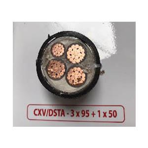 Cáp điện ngầm CXV/DSTA 3x95v1x50 Cadivi