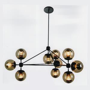 Đèn thả trần TE-003/10 HPLIGHT