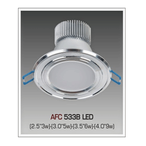 Đèn led Downlight âm trần Anfaco AFC530B LED
