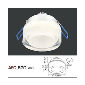 Đèn led Downlight âm trần Anfaco AFC620 LED