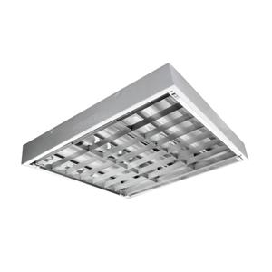 Máng đèn huỳnh quang Rạng Đông FS 20/18 x 3 M10 - Máng lắp nổi