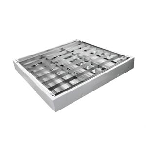 Máng đèn lắp nổi Rạng Đông FS20/18 x 4 M10 - Máng 4 bóng 0m6