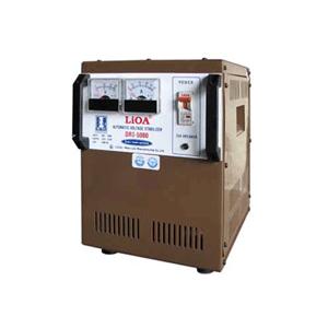 Ổn áp Lioa DRII-3000 3kVA 50V-250W 1 pha