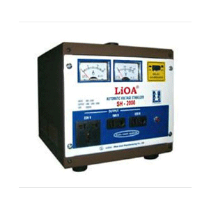 Ổn áp Lioa SH-2000 2KVA 130V-250V 1 pha