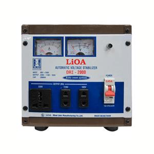 Ổn áp Lioa DRI-2000 2KVA 90V-250V 1 pha