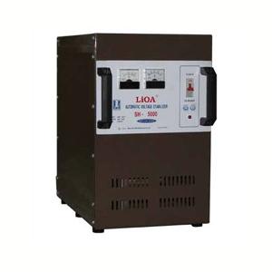 Ổn áp Lioa SH-5000 5KVA 150-250V 1 pha