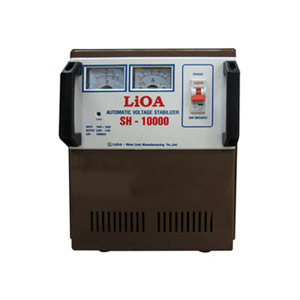 Ổn áp Lioa SH-10000 10KVA 150V-250V 1 pha