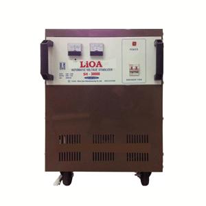 Ổn áp Lioa SH-30000 30KAV 150V-250V 1 pha
