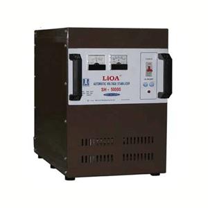 Ổn áp Lioa SH-50000 50KVA 90V-250V 1 pha