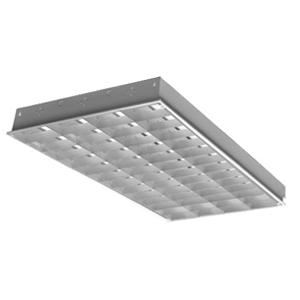 Máng đèn huỳnh quang âm trần Rạng Đông FS 40/36x4 M6