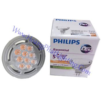 Đèn Led chiếu điểm 5W Philips Essential