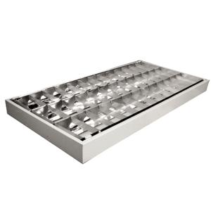Máng đèn huỳnh quang lắp nổi Rạng Đông FS 40/36x4 M10