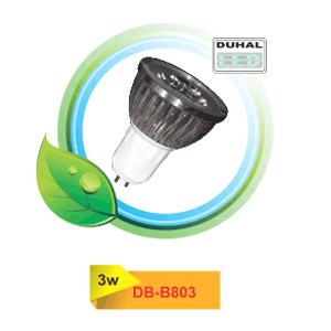 Bóng đèn Led Duhal DB-B803 3W