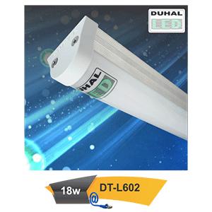 Đèn led Duhal siêu mỏng Batten DT-L 602