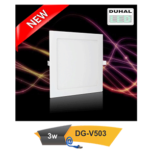 Đèn Led Duhal panel DG-V503