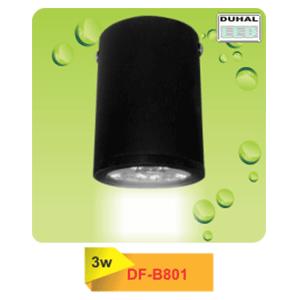 Đèn led downlight gắn nối Duhal DF-B801