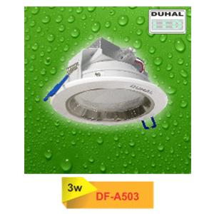 Đèn Led Duhal downlight DF-A503 âm trần