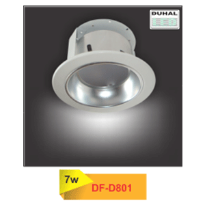 Đèn Led downlight Duhal DF-D801