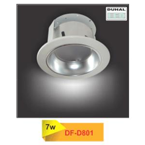 Đèn Led downlight Duhal DF-D801